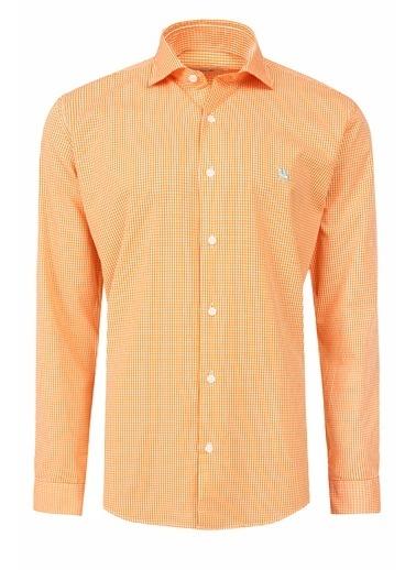D'S Damat Gömlek Oranj